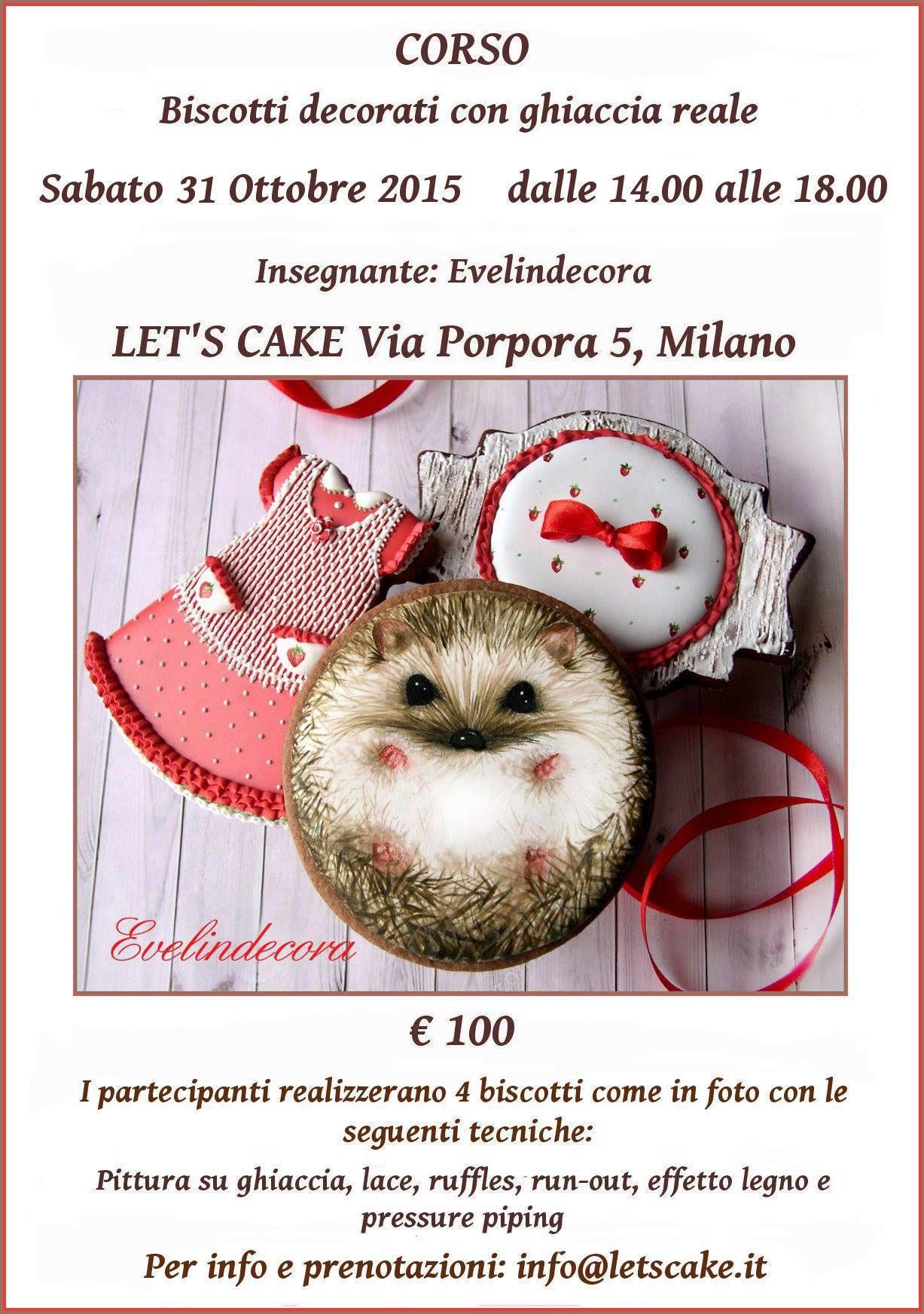 Negozio Cake Design Milano Via Porpora : 12082781_505529109607066_1529753178_o - Let s Cake Milano