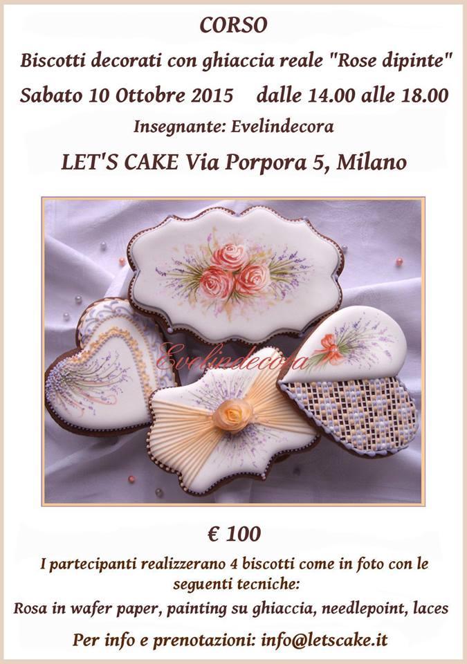 corso 10 ottobre - Let s Cake Milano
