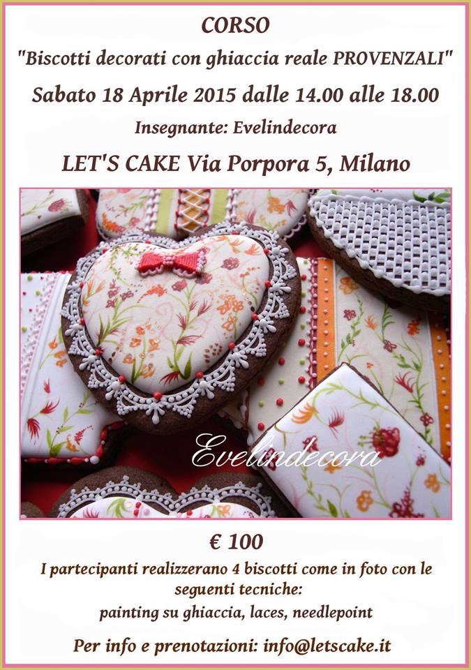 Negozio Cake Design Milano Via Porpora : corso 18 aprile provenza - Let s Cake Milano