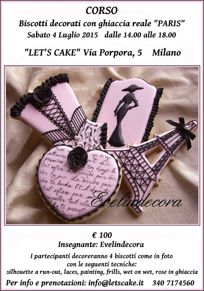 corso 4 luglio - Let s Cake Milano
