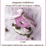 corso 5 novembre  winter bird house