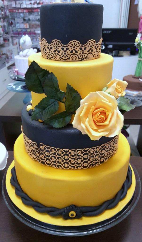 Cake Artist Francesca La Spina : 20151013_124631 - Let s Cake Milano