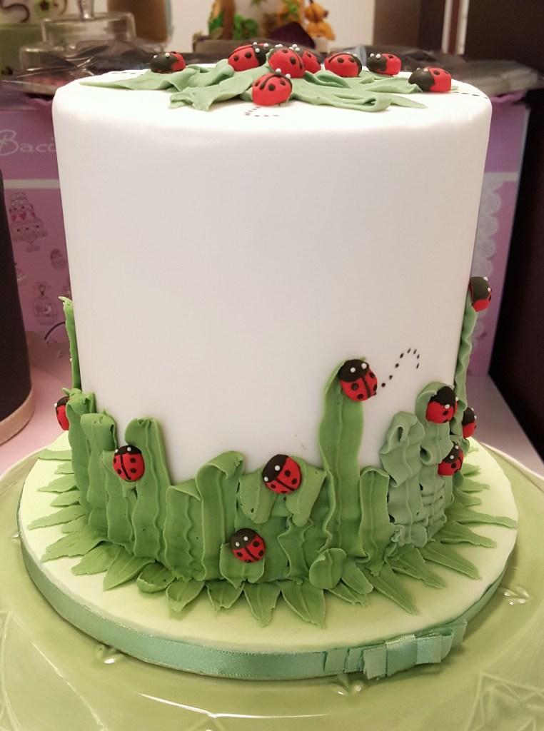 Cake Artist Francesca La Spina : 20151013_124644 - Let s Cake Milano