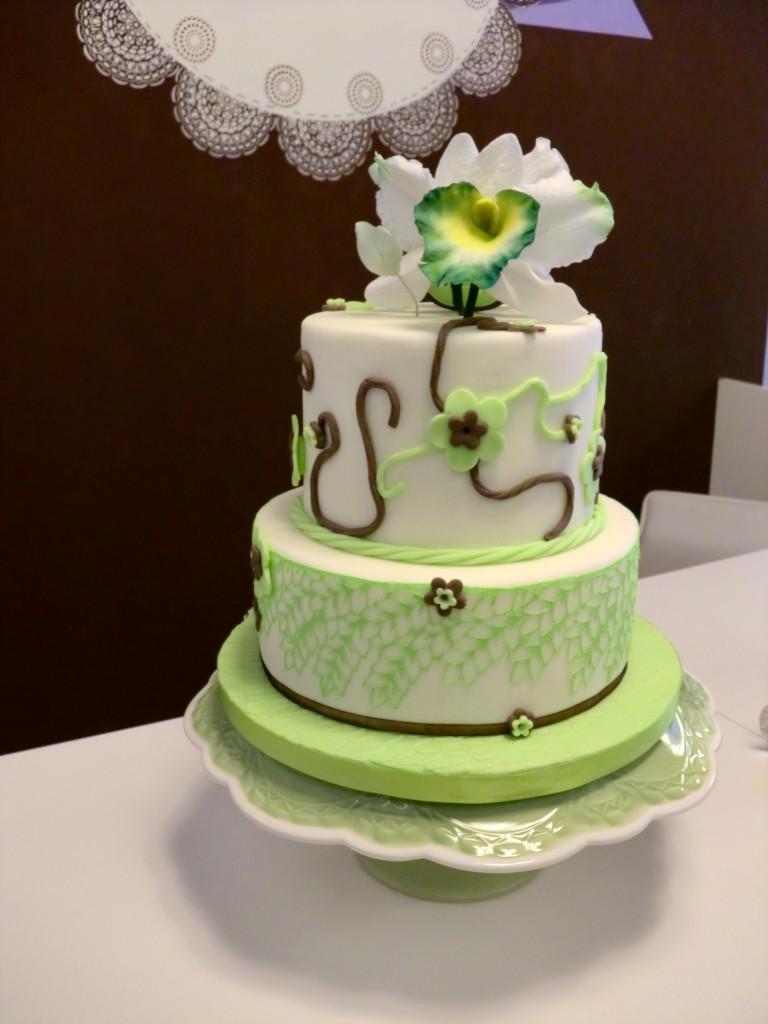 Cake Artist Francesca La Spina : Giusi Spina luglio 2014 - Let s Cake Milano